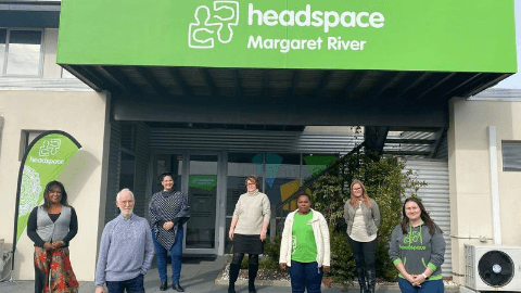 headspace Margaret River opens